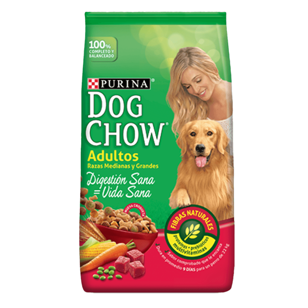 Dog Chow Adultos Raza Mediana/Grande
