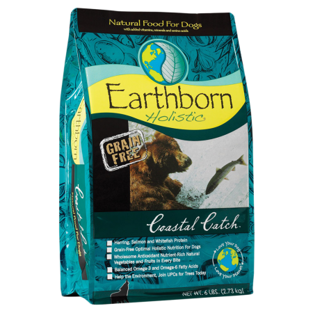 Earthborn Holistic Coastal Catch copia