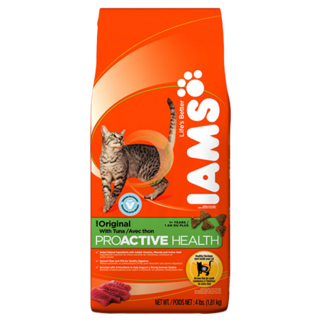 Iams Gato Health with Tuna copia