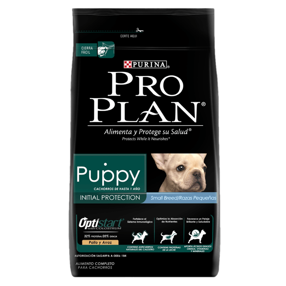 Pro Plan Puppy Small Breed Chicken & Rice