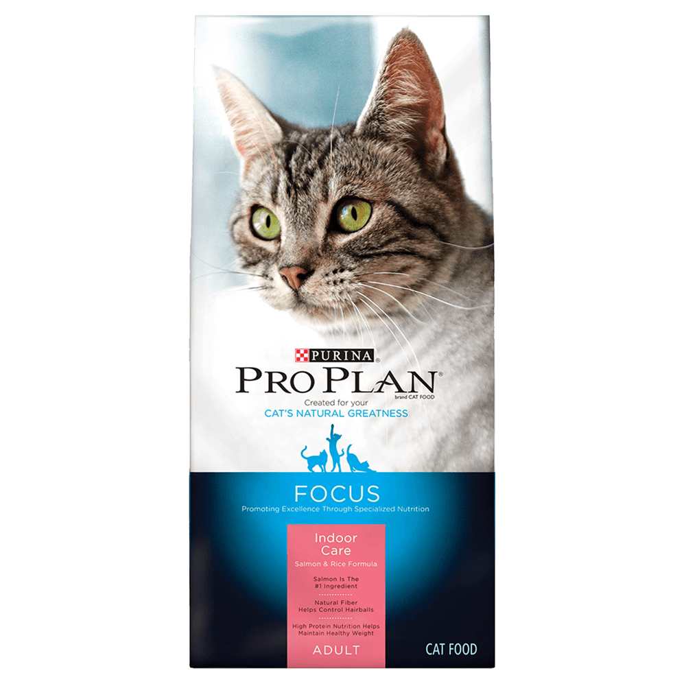 Pro Plan Indoor Care Salmon Rice