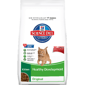 Science Diet Kitten Original
