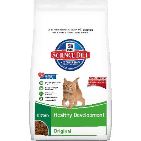 Science Diet Adult Kitten