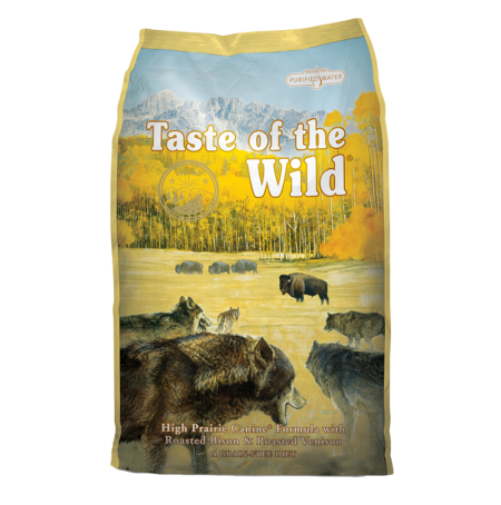 Taste Of The Wild High Prairie Canine Formula With Roasted Bison & Roasted Venison  copia
