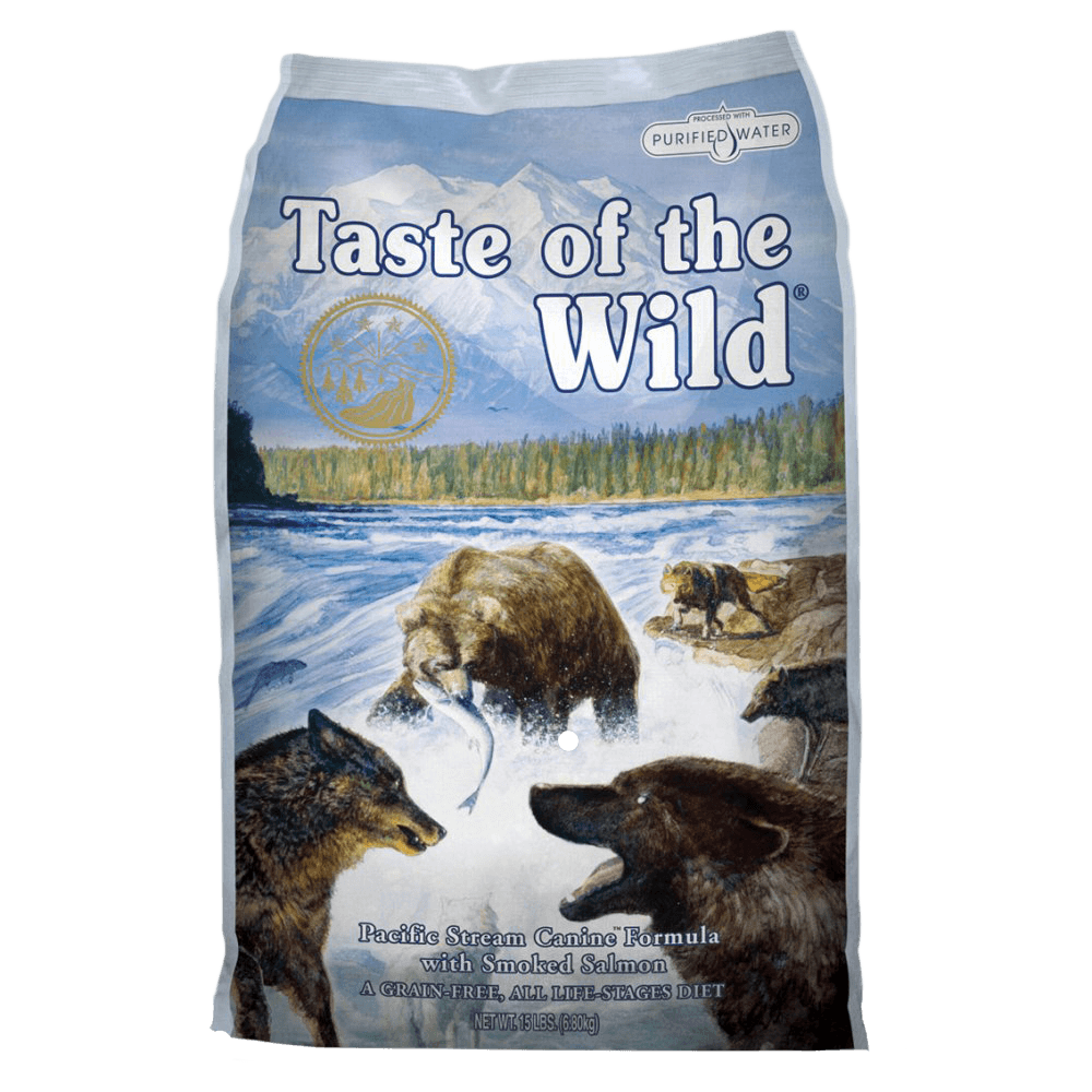 Taste of the Wild with Smoked Salmon