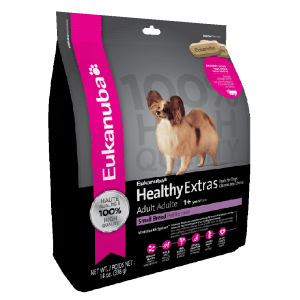 Galletas Eukanuba Healthy Extras Adulto Small Breed