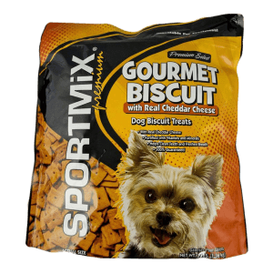 Gourmet Biscuit with Real Cheddar Cheese