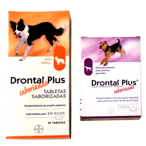 Drontal Plus Saborizado