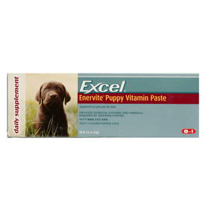 Excel Enervite Puppy Vitamin Paste