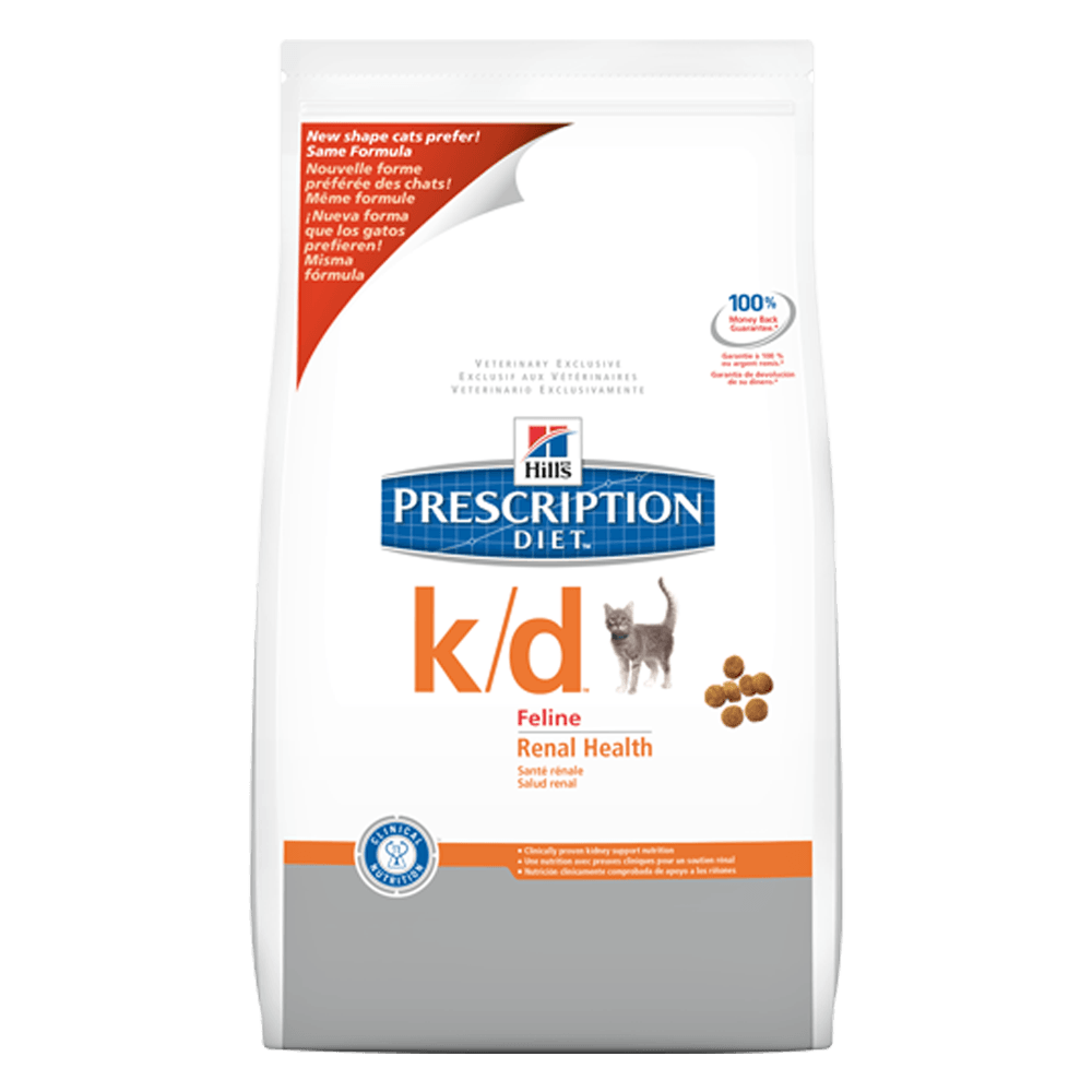 Hill´s Prescription Diet K/D Feline Renal Health