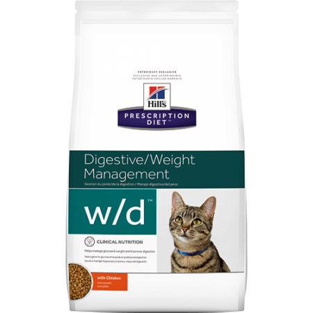 Hills W:D Weight Management Para Gato en Guatemala