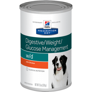 Hill´s Prescription Diet W/D Canine Low Fat