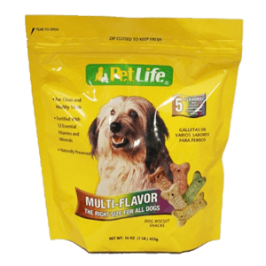 Galletas Pet Life Multi-Flavor