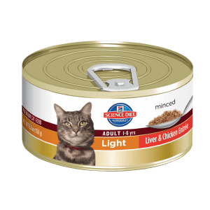 Science Diet Adult Light Feline