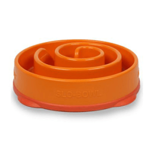 U-Can Plato Fun Feeder Naranja