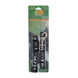 Collar + Correa para perro Mediana – Animal Planet