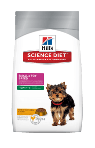 Science Diet Small & Toy Breed Puppy
