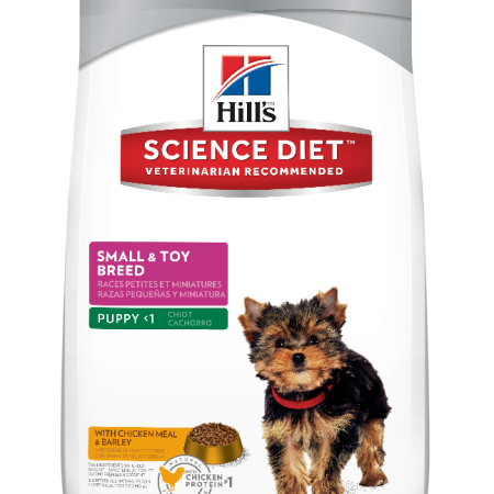 Science Diet Small & Toy Breed Puppy Guatemala