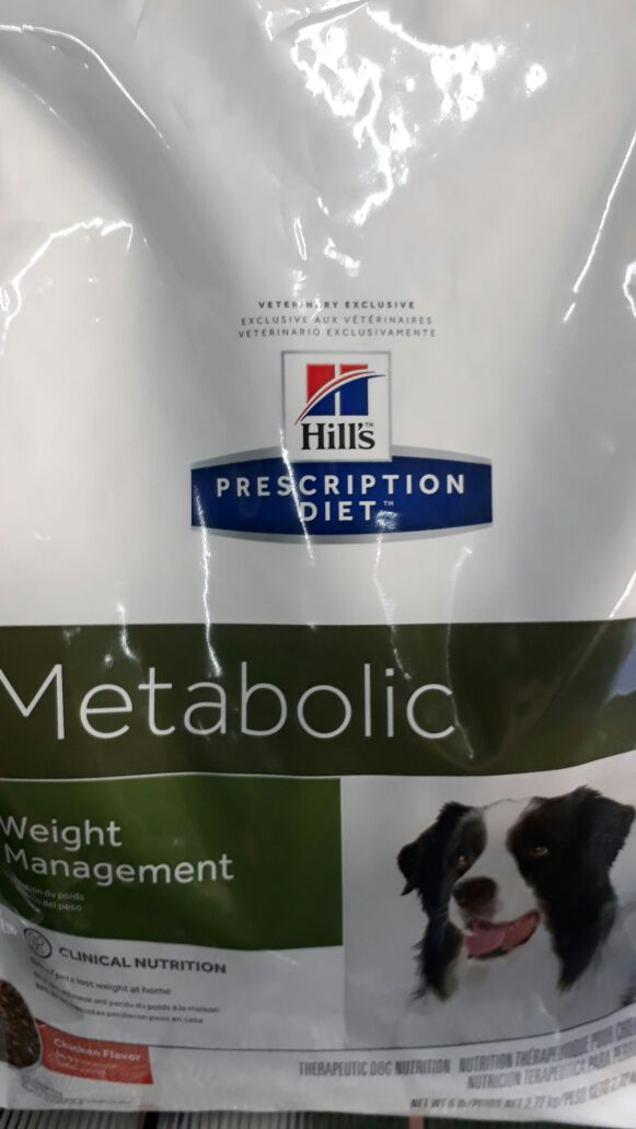 Hills Metabolic Weight Management