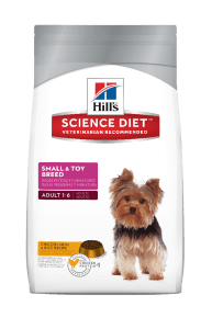 Science Diet Small & Toy Breed