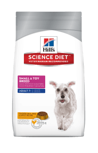 Science Diet Small & Toy Breed Senior