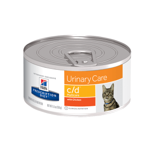 Hills C/D Urinary Care Gato