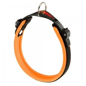 Collar Ergocomfort Fluo Color Naranja