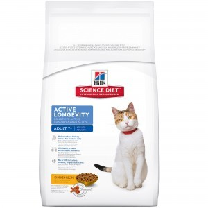 Science Diet Cat Adult 7+