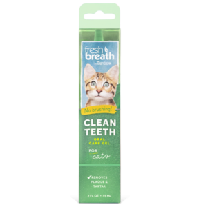 Clean Teeth Gel Gatos