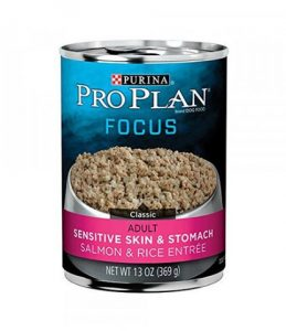 Pro Plan Sensitive Skin Salmon