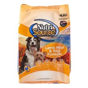 Nutri Source Lamb Meal And Rice