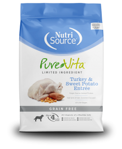 Nutri Source Pure Vite Pavo y Camote