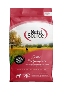 Nutri Source Super Performance Chiken and Rice 40 lbs